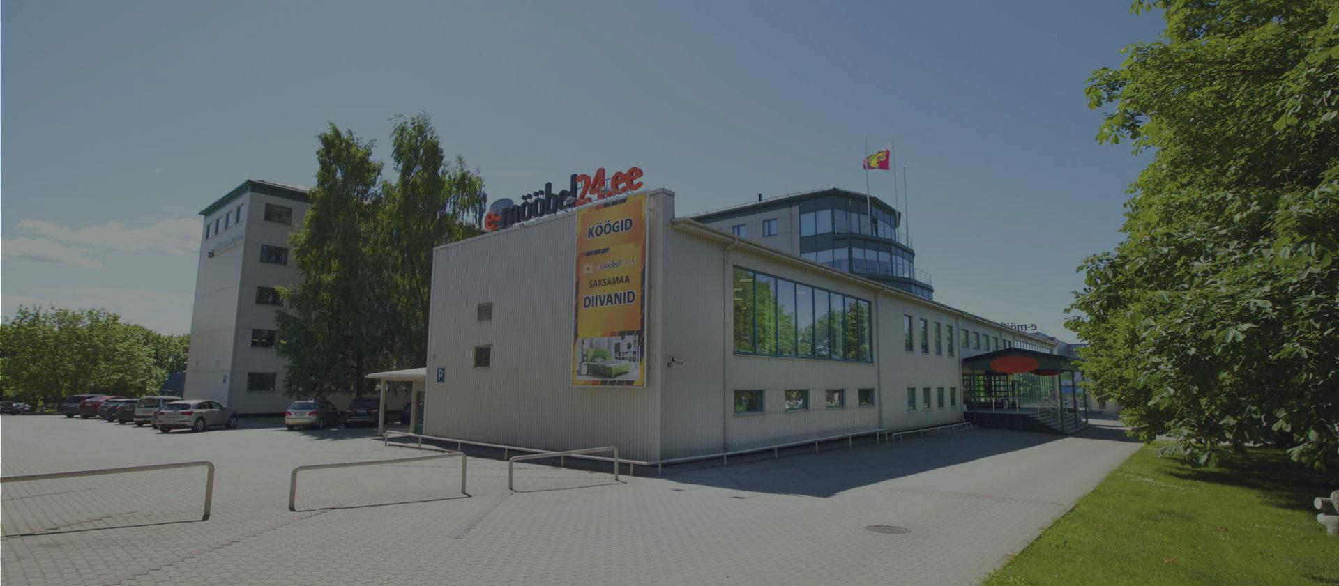 Äripinnad Tallinnas | Susi Bürookeskus