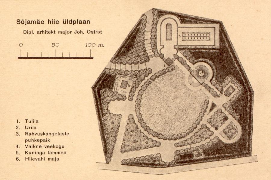 Jüriöö park |Ajalugu ja traditsioonid |Susi Bürookeskus